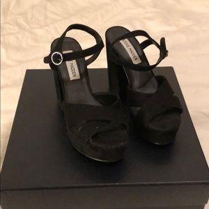 Steve Madden platform heels size 6.5